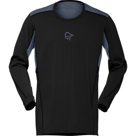 Norrøna Falketind Super Wool Shirt Herrer, caviar black